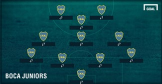 PS Boca Juniors inferiores