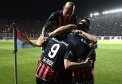 gol San Lorenzo Lanus Copa Libertadores 13092017