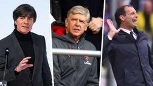 Low, Wenger, Allegri