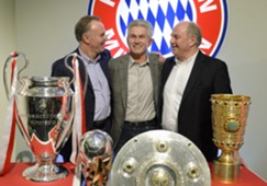 *NO GAL* Jupp Heynckes FC Bayern München