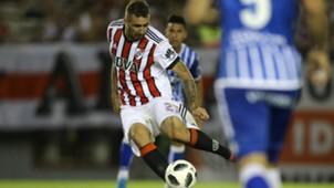 Lucas Pratto River Plate Godoy Cruz Superliga Argentina 18022018
