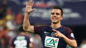 Giovani Lo Celso PSG Les Herbiers Coupe de France 08052018
