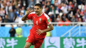 Aleksandar Mitrovic Serbia WC 2018