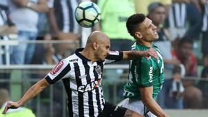 Fabio Santos Moises Palmeiras Atletico-MG 2017