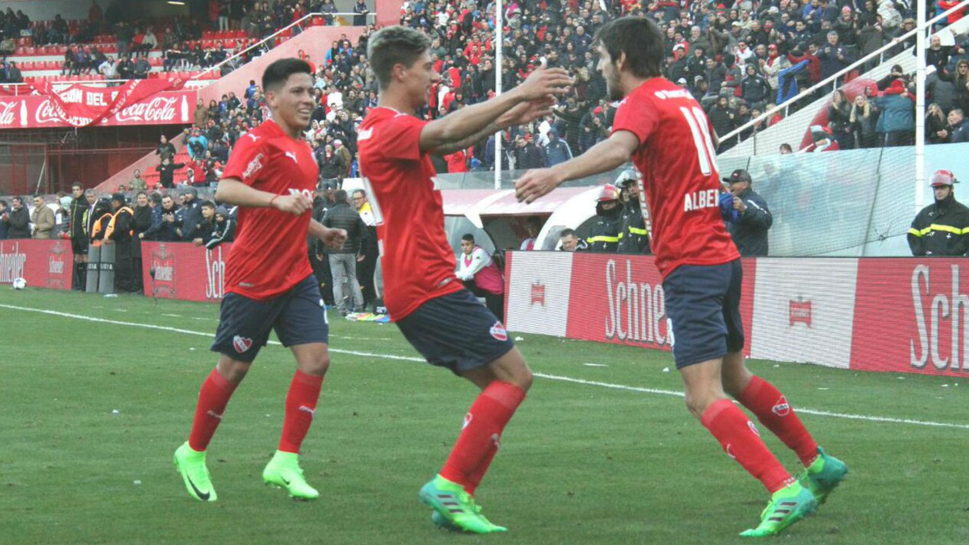 Independiente Olimpo Torneo Primera Division 18062017
