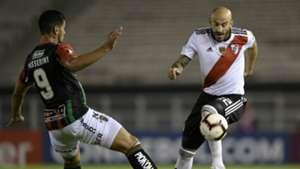 Pinola River Palestino Copa Libertadores Grupo A Fecha 2