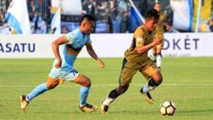 Saddil Ramdani - Persela Lamongan & Febri Hariyadi - Persib Bandung Pekan Ke-31