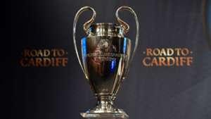 Champions League trophy 2016-17