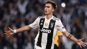 Dybala Juventus Young Boys Champions League