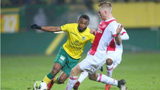 Fortuna Sittard - Jong Ajax, Jupiler League 01122018
