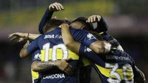 Boca Arsenal Fecha 11 Superliga 3122017