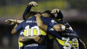 Boca Arsenal Fecha 11 Superliga 3122017