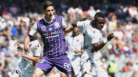 Yann Bodiger Jean Seri Toulouse Nice Ligue 1 23042017
