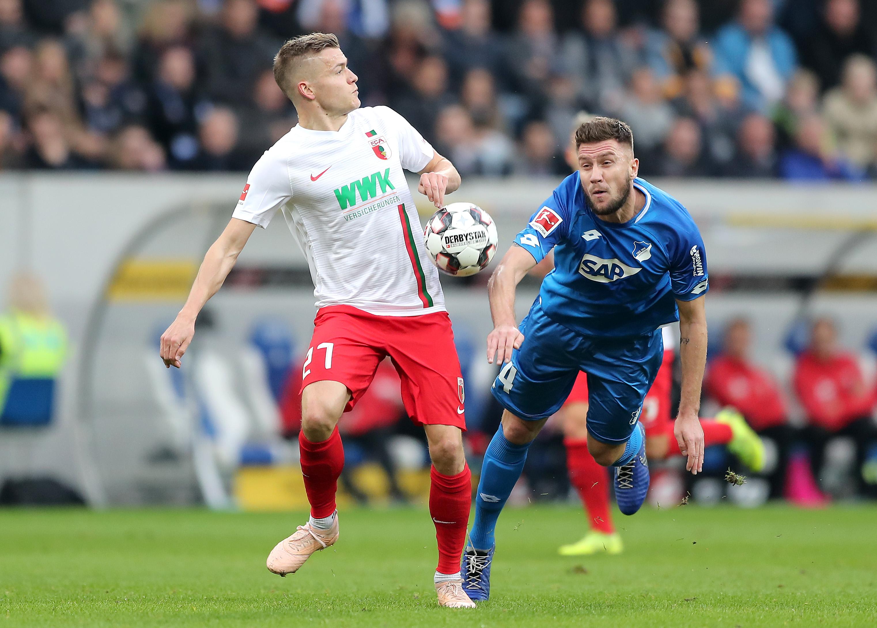 Augsburg Hoffenheim