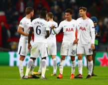 Davinson Sánchez Tottenham vs Real Madrid Champions League 01112017