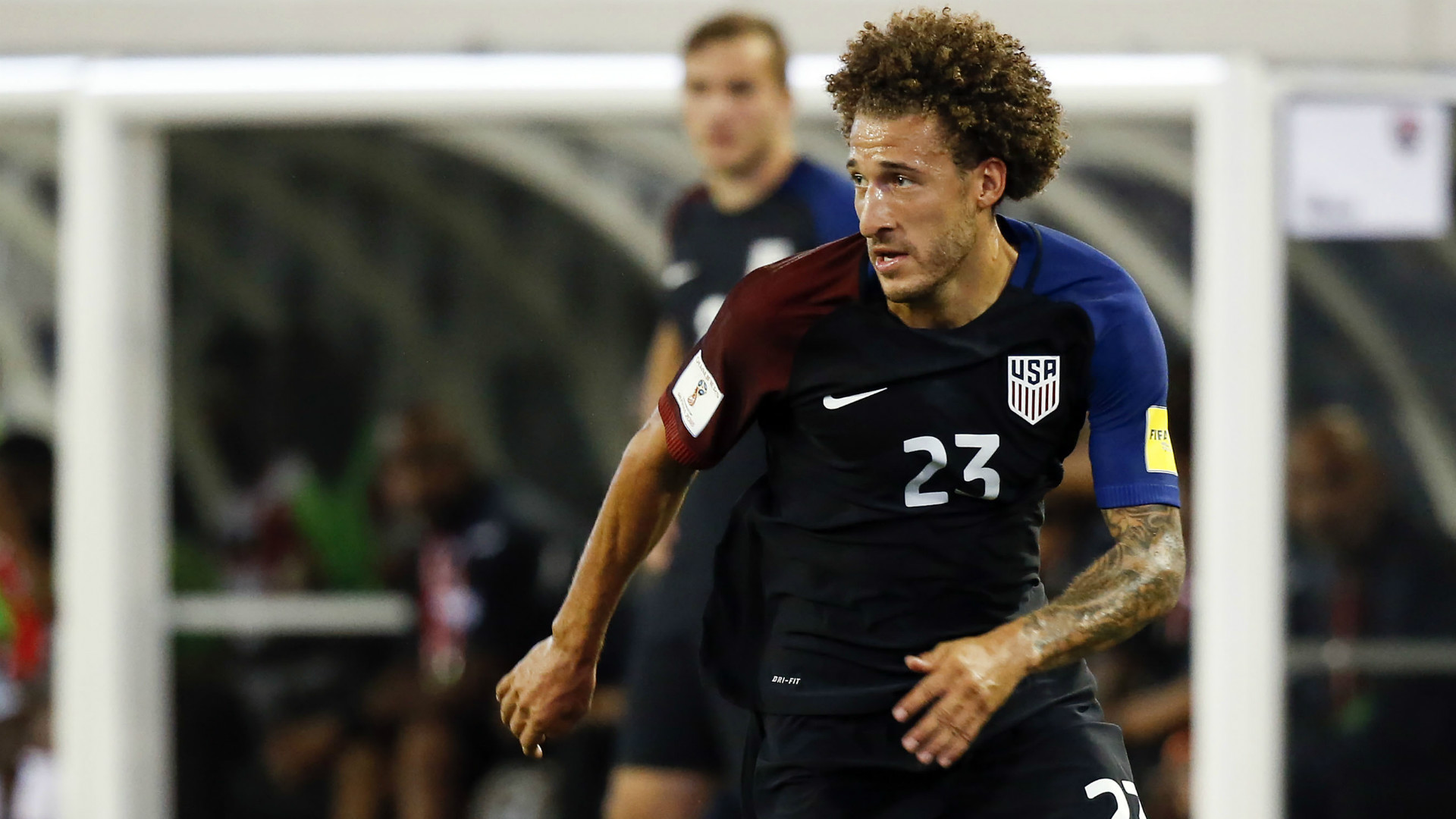 Fabian Johnson USA 09062016