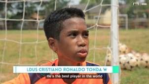 Cristiano Ronaldo Tonda