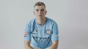 Riley McGree Melbourne City