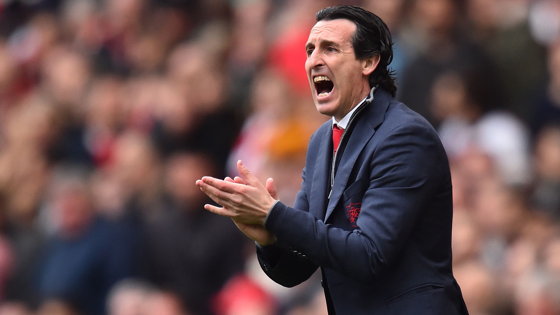 Unai Emery Arsenal