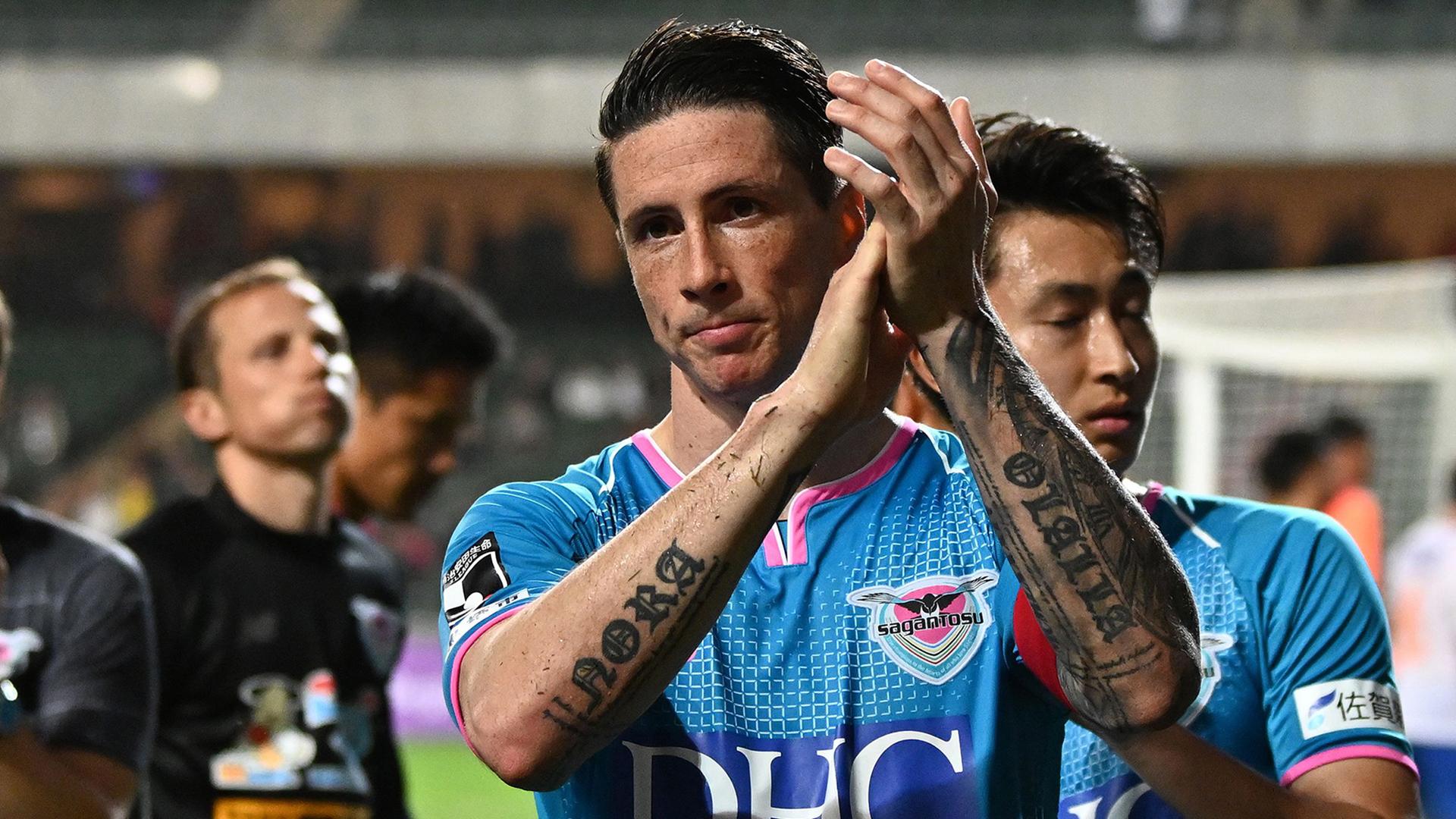 No goals in six months – Fernando Torres enduring a Japanese nightmare