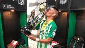 Jorman Campuzano Atlético Nacional 2018