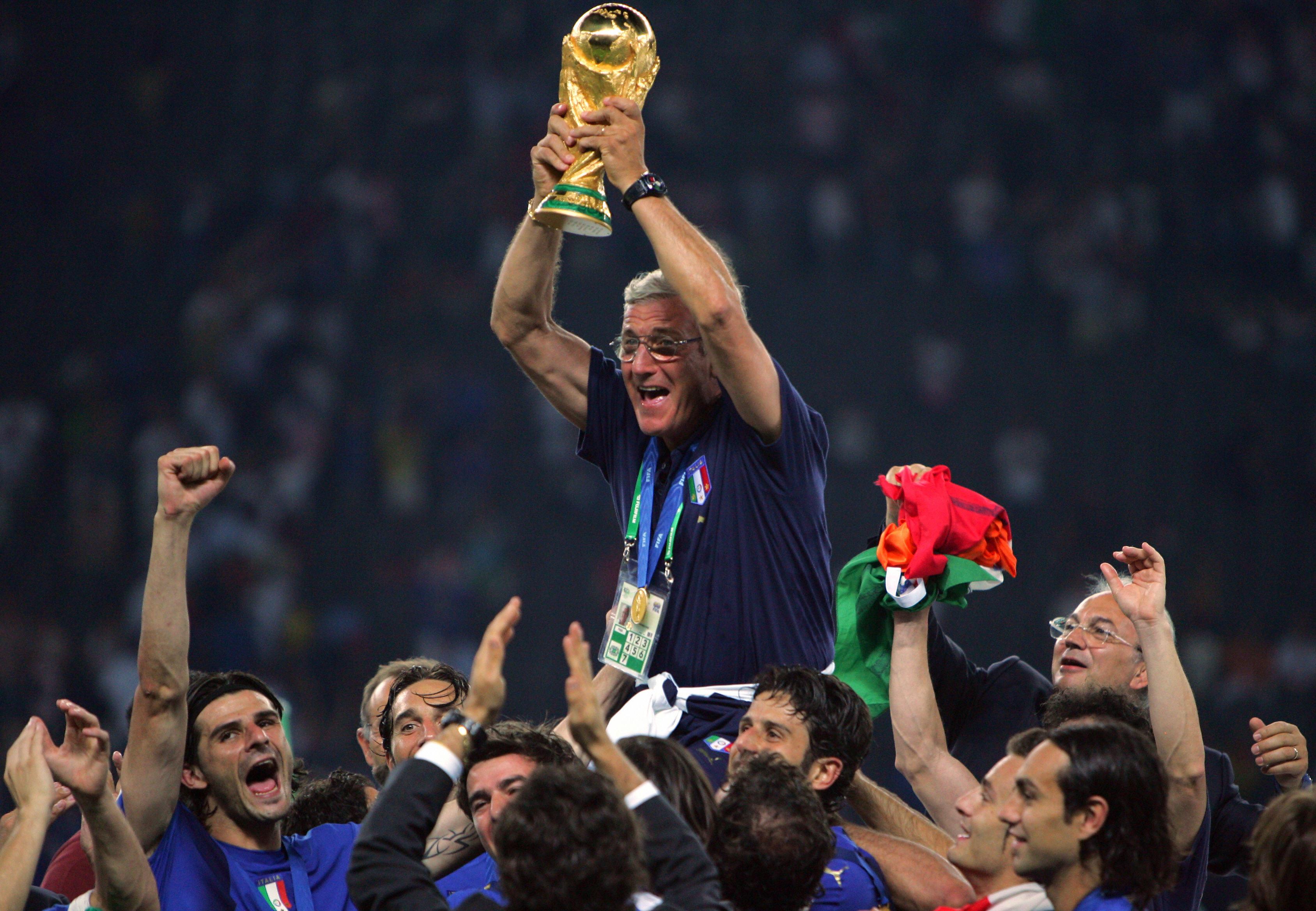 Marcelo Lippi 2006 World Cup