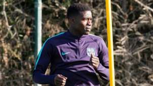 Moussa Wague - Barcelona B