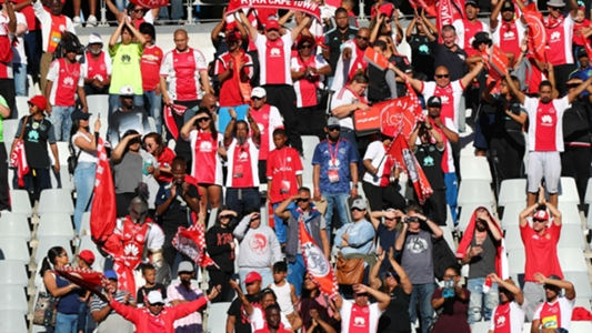 EXTRA TIME: Watch Ajax Cape Town fans dance