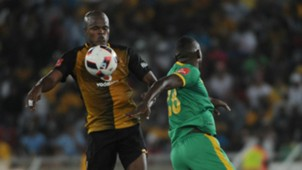 Victor Letsoalo and Willard Katsande - Baroka v Kaizer Chiefs
