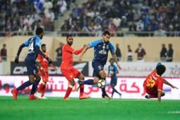 Al Hilal Al Qadisiyah - King Cup