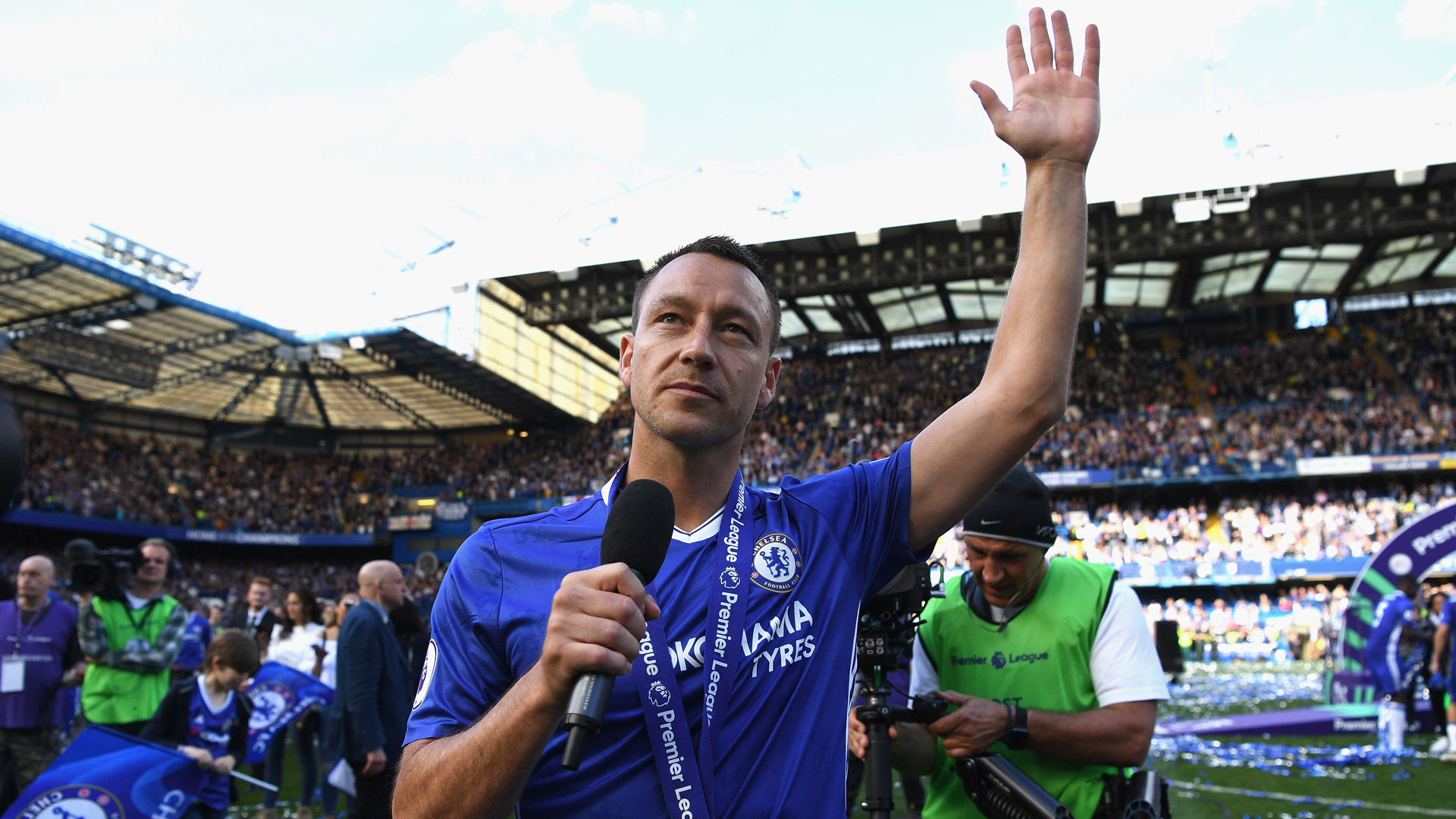 Chelsea, è festa: conquistata la Premier League