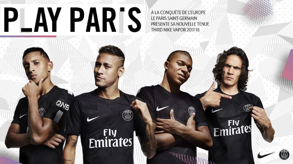 La camiseta de Neymar en el París Saint-Germain  dónde comprar ... 904953e2a07cf