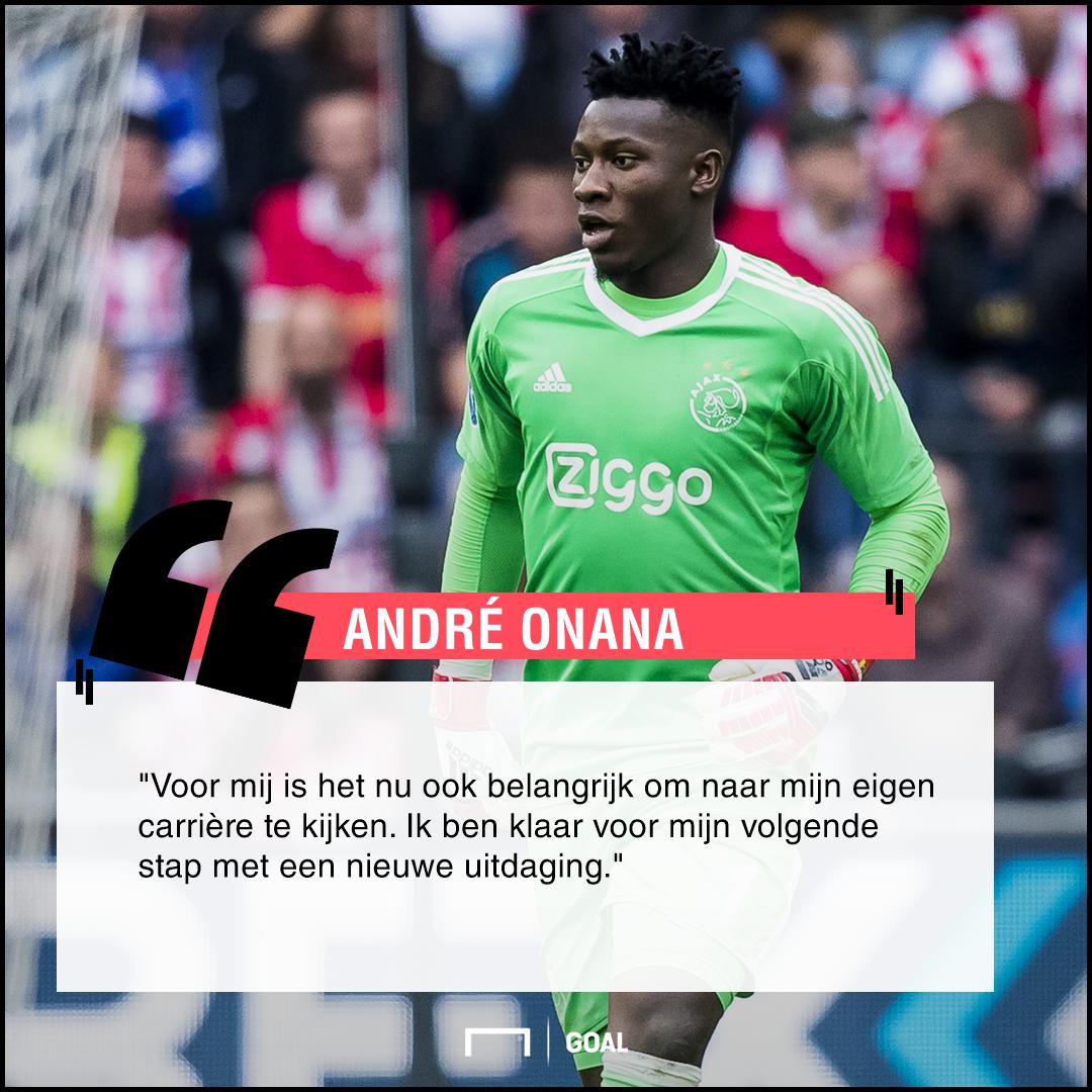 Andre Onana GFX