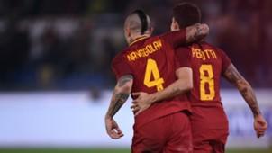 Perotti Nainggolan Roma Serie A