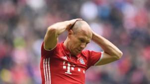 Arjen Robben Bayern München 22042017