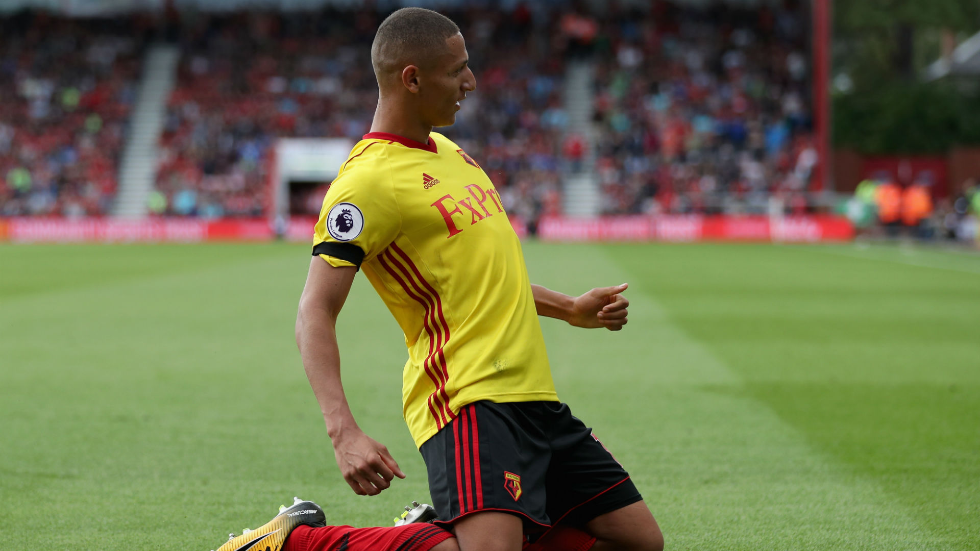 Richarlison Watford 19 08 2017