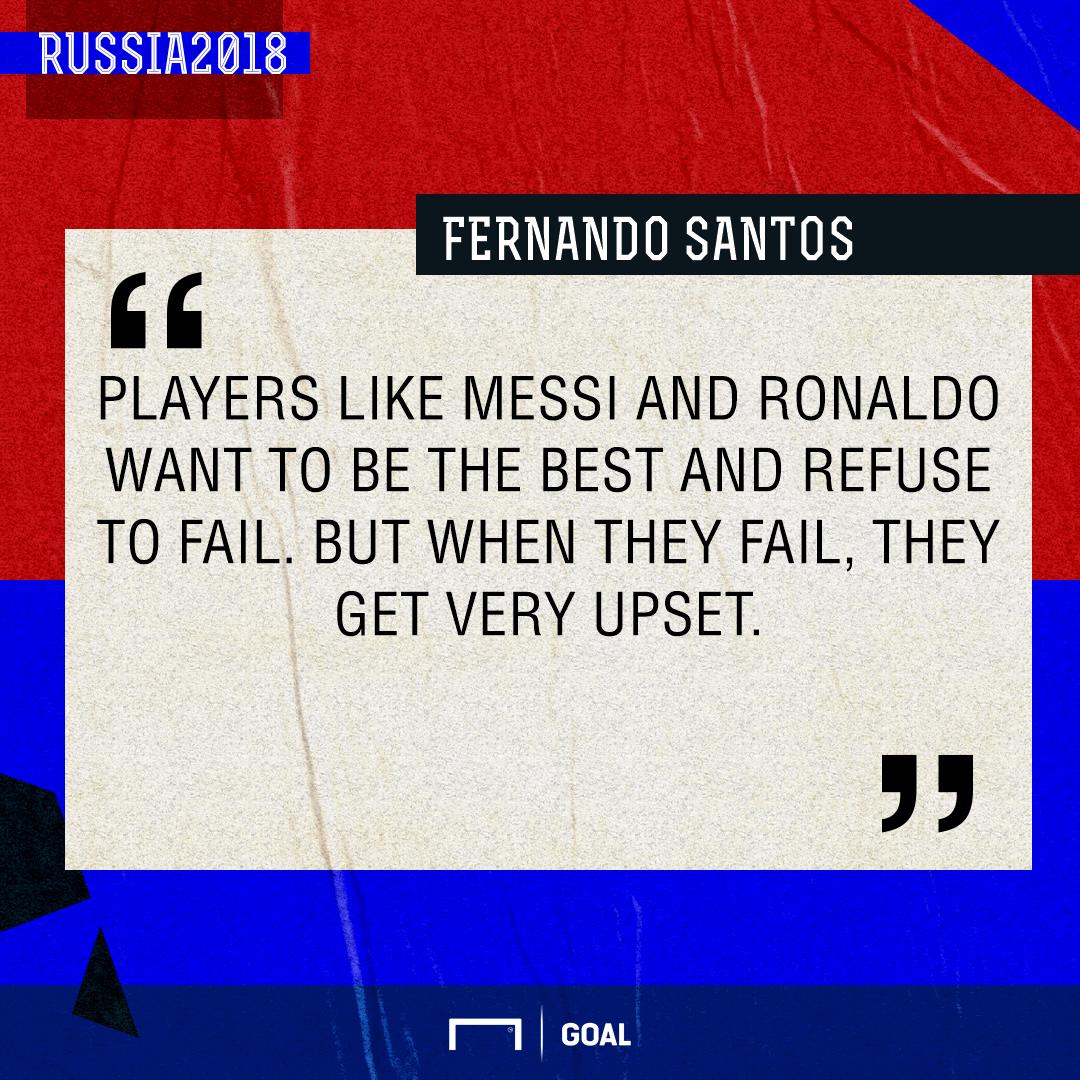 Ronaldo Messi Santos PS