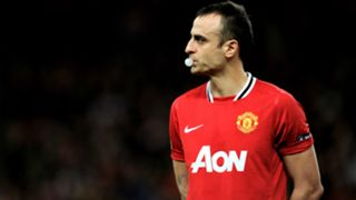 Dimitar Berbatov, Manchester United, Europa League, 02232012