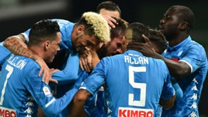 Udinese Napoli Serie A