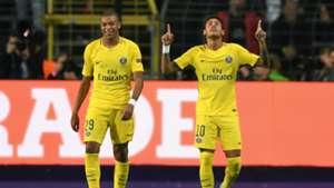 Neymar Kylian Mbappe PSG Anderlecht Champions League