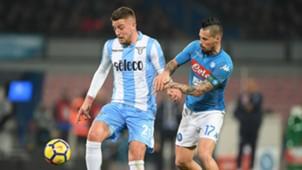 Lazio Napoli Serie A