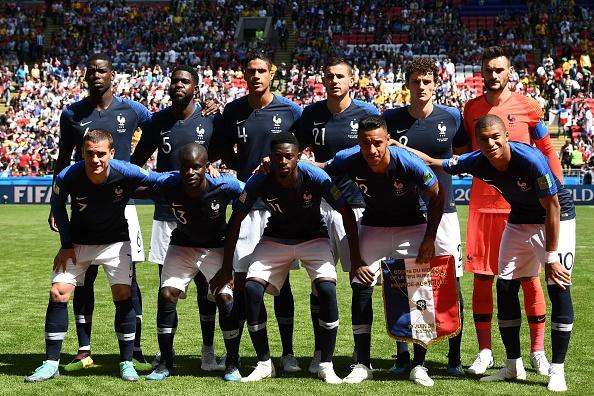 France Starting