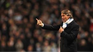 Mancini Manchester City