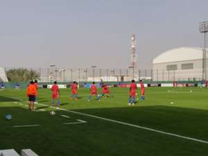 UAE U-16 v India U-16