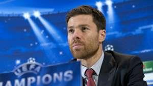 Xabi Alonso Champions League