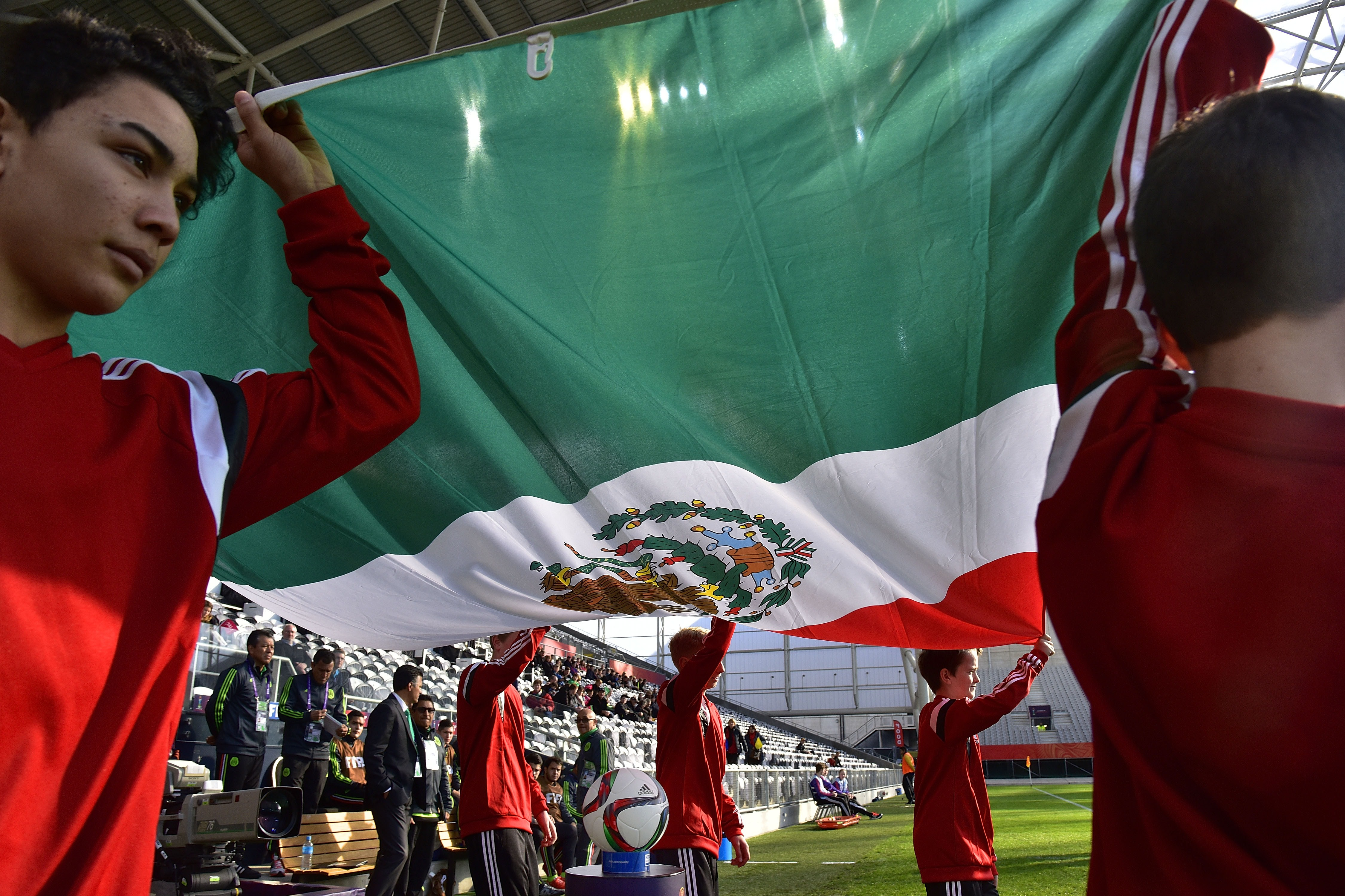 Selección Mexicana 2015
