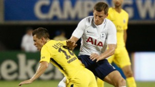 Giovani Lo Celso Jan Vertonghen PSG Tottenham ICC