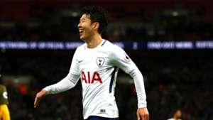 Heung-Min Son Tottenham Premier Leauge