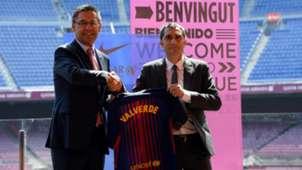 Bartomeu Valverde Barcelona