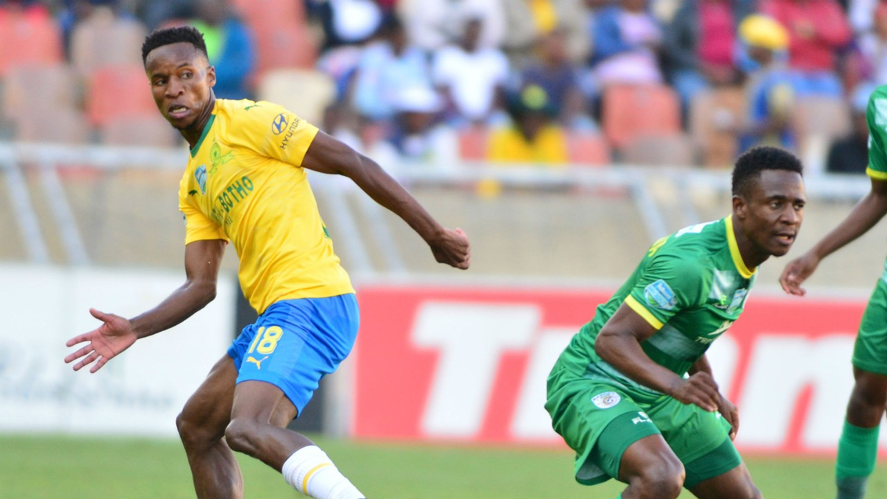 Phakamani Mahlambi, Sundowns & Talent Chawapiwa, Baroka FC, November 2018